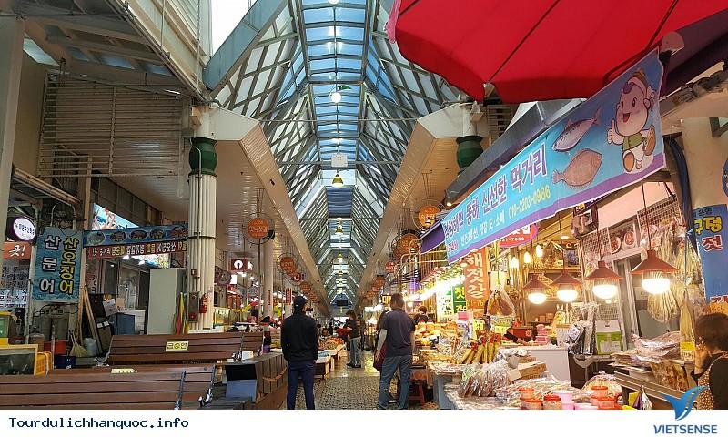 Khám Phá Những Khu Chợ Truyền Thống Hàn Quốc - Ảnh 2
