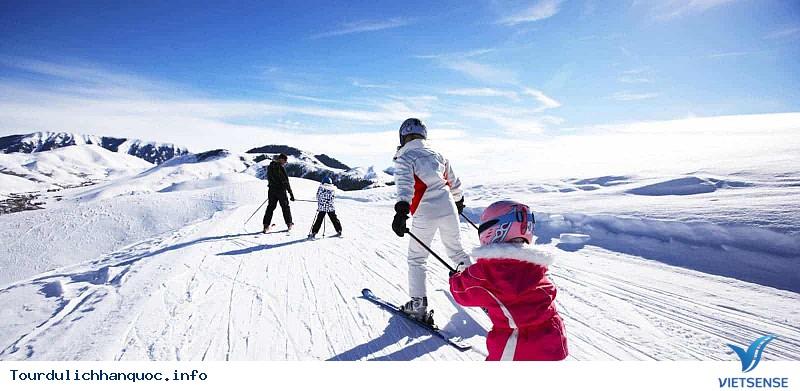 Khám Phá Trải Nghiệm Trượt Tuyết Mùa Đông Nơi Xứ Hàn - Ảnh 3