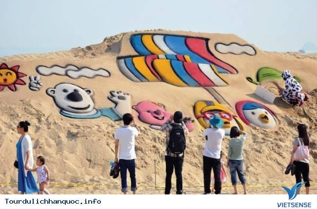 Lễ hội Cát Haeundae – Tâm điểm tháng 6 tại Hàn Quốc - Ảnh 4