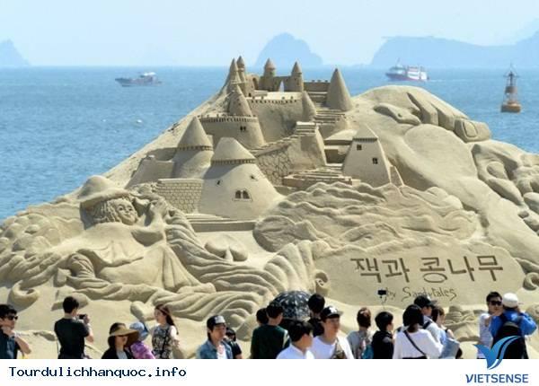 Lễ hội Cát Haeundae – Tâm điểm tháng 6 tại Hàn Quốc - Ảnh 3
