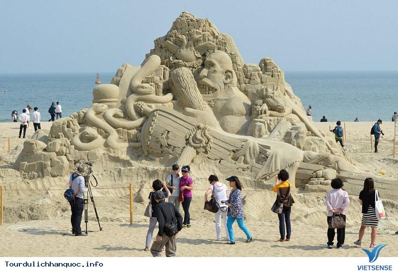 Lễ hội Cát Haeundae – Tâm điểm tháng 6 tại Hàn Quốc - Ảnh 6
