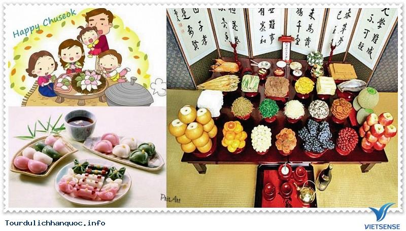Lễ hội Chuseok – Tết Trung thu Hàn Quốc - Ảnh 4