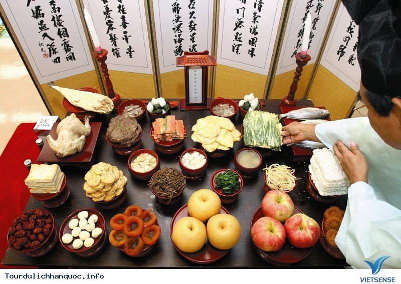 Lễ hội Chuseok – Tết Trung thu Hàn Quốc - Ảnh 7