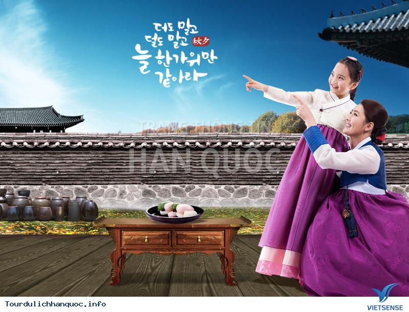 Lễ hội Chuseok – Tết Trung thu Hàn Quốc - Ảnh 2