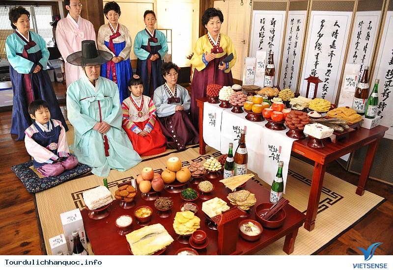 Lễ hội Chuseok – Tết Trung thu Hàn Quốc - Ảnh 3