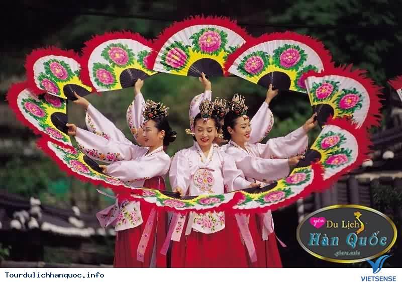 Lễ hội văn hóa Hwaseong Suwon - Ảnh 4