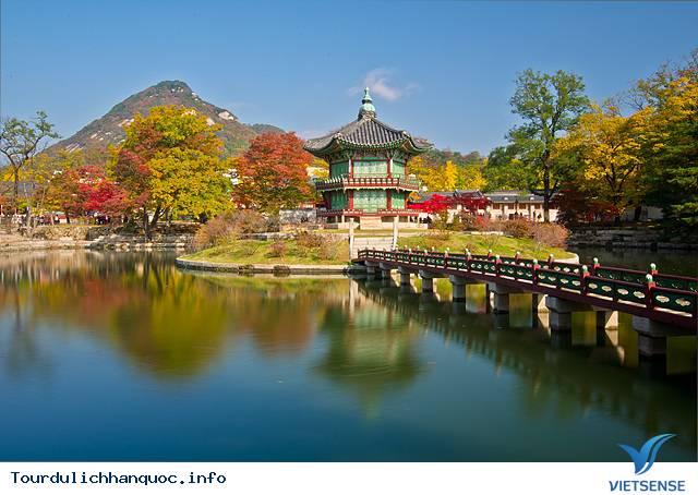 Những Địa Điểm Du Lịch Nổi Tiếng Tại Hàn Quốc - Ảnh 3