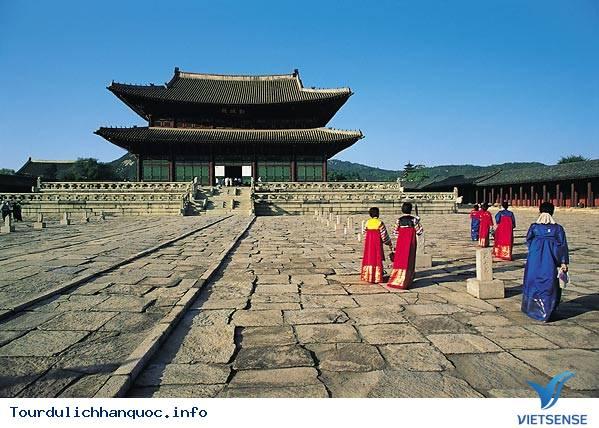 Những Địa Điểm Du Lịch Nổi Tiếng Tại Hàn Quốc - Ảnh 2