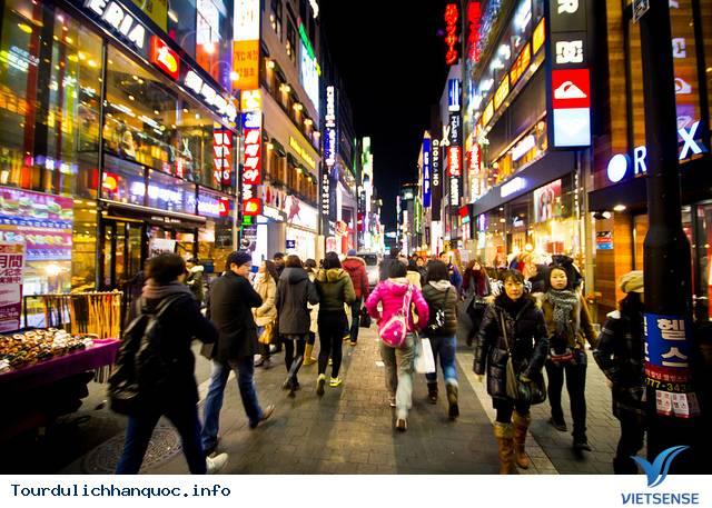 Những Địa Điểm Du Lịch Nổi Tiếng Tại Hàn Quốc - Ảnh 6