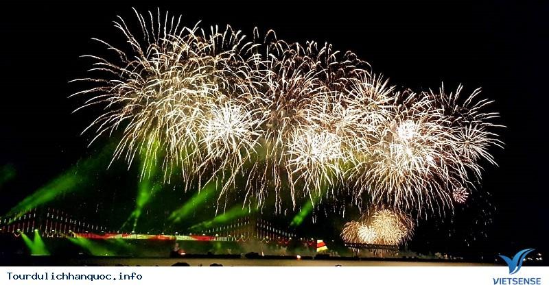 Những điểm cần lưu ý trong lễ hội pháo hoa quốc tế Seoul - Ảnh 5