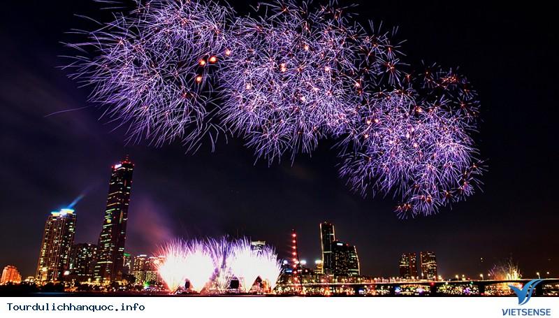 Những điểm cần lưu ý trong lễ hội pháo hoa quốc tế Seoul - Ảnh 4
