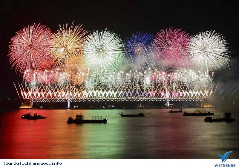 Những điểm cần lưu ý trong lễ hội pháo hoa quốc tế Seoul - Ảnh 2
