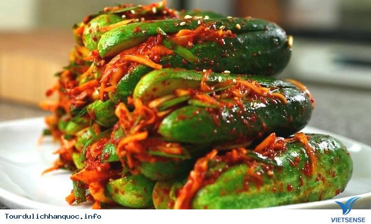 Những Món Ăn Kinh Điển Mang Đặc Trưng Của Ẩm Thực  Hàn Quốc - Ảnh 2