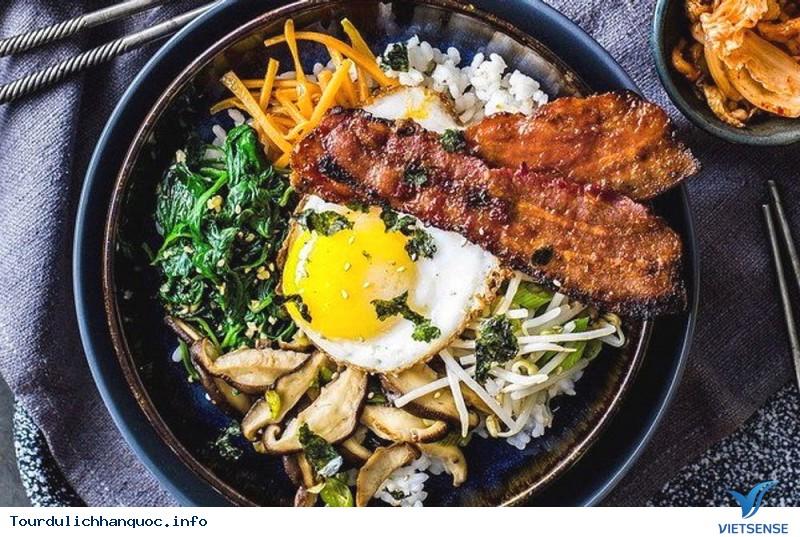 Những Món Ăn Kinh Điển Mang Đặc Trưng Của Ẩm Thực  Hàn Quốc - Ảnh 4