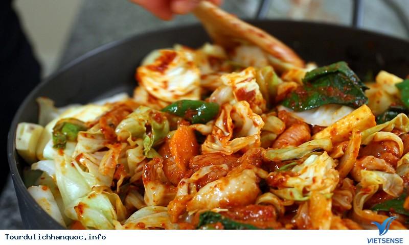 Những Món Ăn Ngon Khó Cưỡng Khi Trời Lạnh Ở Xứ Hàn - Ảnh 1