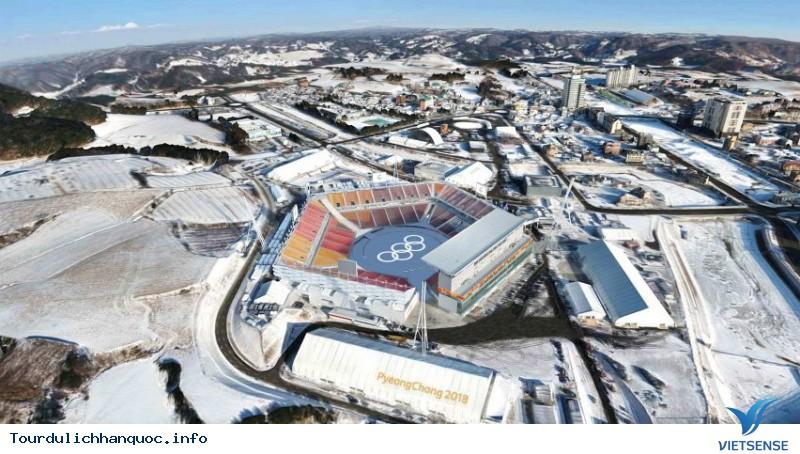 PyeongChang - Thiên Đường Mùa Đông Của Xứ Hàn - Ảnh 2
