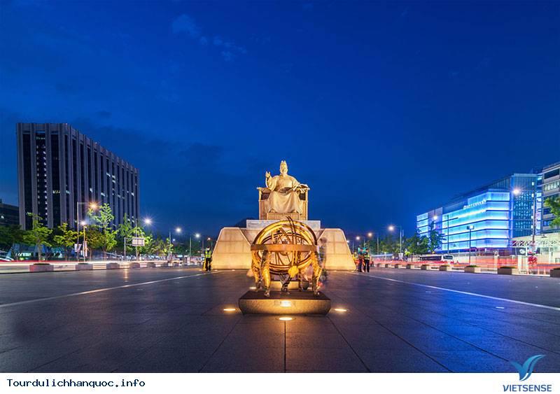 Quảng Trường Gwanghwamun- Nơi Kết Nối Lịch Sử Và Hiện Đại Giữa Lòng Seoul - Ảnh 5