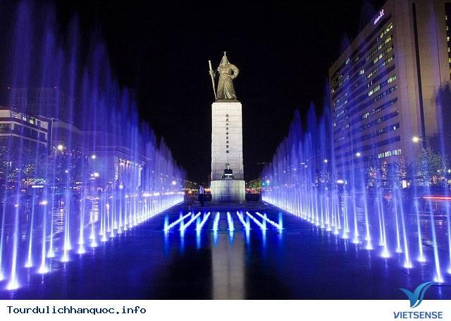 Quảng Trường Gwanghwamun- Nơi Kết Nối Lịch Sử Và Hiện Đại Giữa Lòng Seoul - Ảnh 3