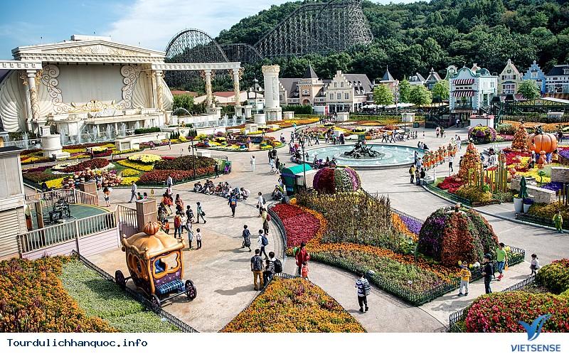 Tại Sao Công Viên Everland Luôn Là Điểm Đến Hàng Đầu Trong Các Tour Du Lịch Hàn Quốc - Ảnh 2