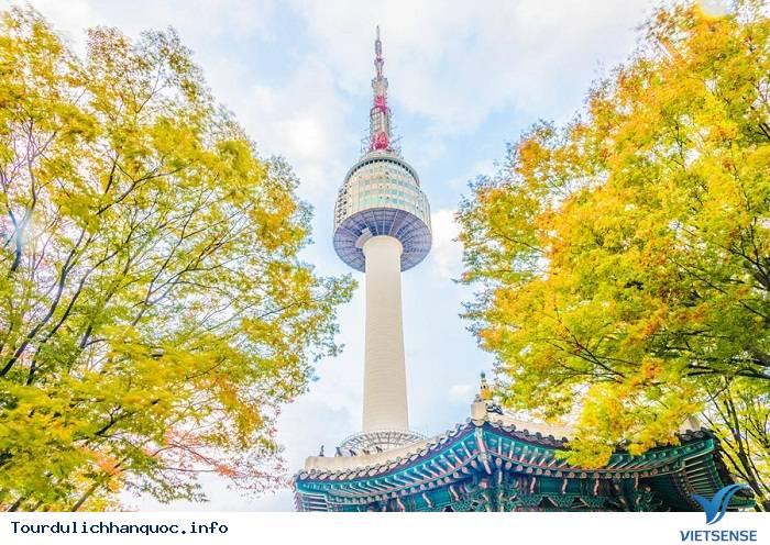 Tháp Namsan- Điểm Đến Tình Yêu - Ảnh 1