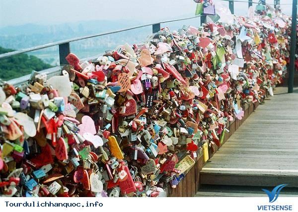 Tháp Namsan- Điểm Đến Tình Yêu - Ảnh 3