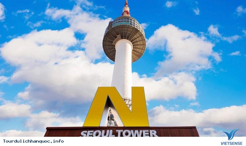 Tháp Namsan- Điểm Đến Tình Yêu - Ảnh 2
