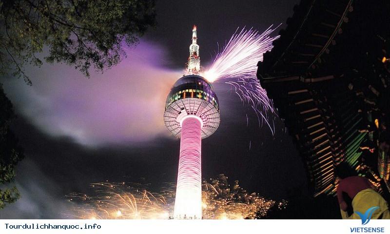 Tháp Namsan- Điểm Đến Tình Yêu - Ảnh 4