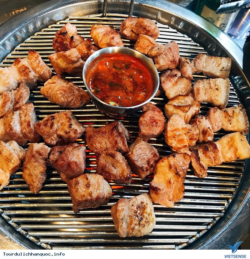 Thưởng Thức Thịt Heo Đen - Trải Nghiệm Tuyệt Vời Khi Đến Với Jeju Hàn Quốc - Ảnh 2