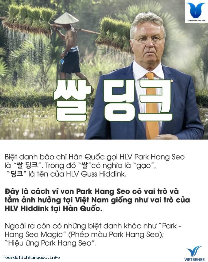 Tìm Hiểu Những Thông Tin Thú Vị về HLV Park Hang Seo - Ảnh 9