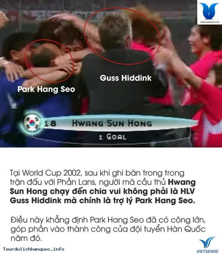 Tìm Hiểu Những Thông Tin Thú Vị về HLV Park Hang Seo - Ảnh 5