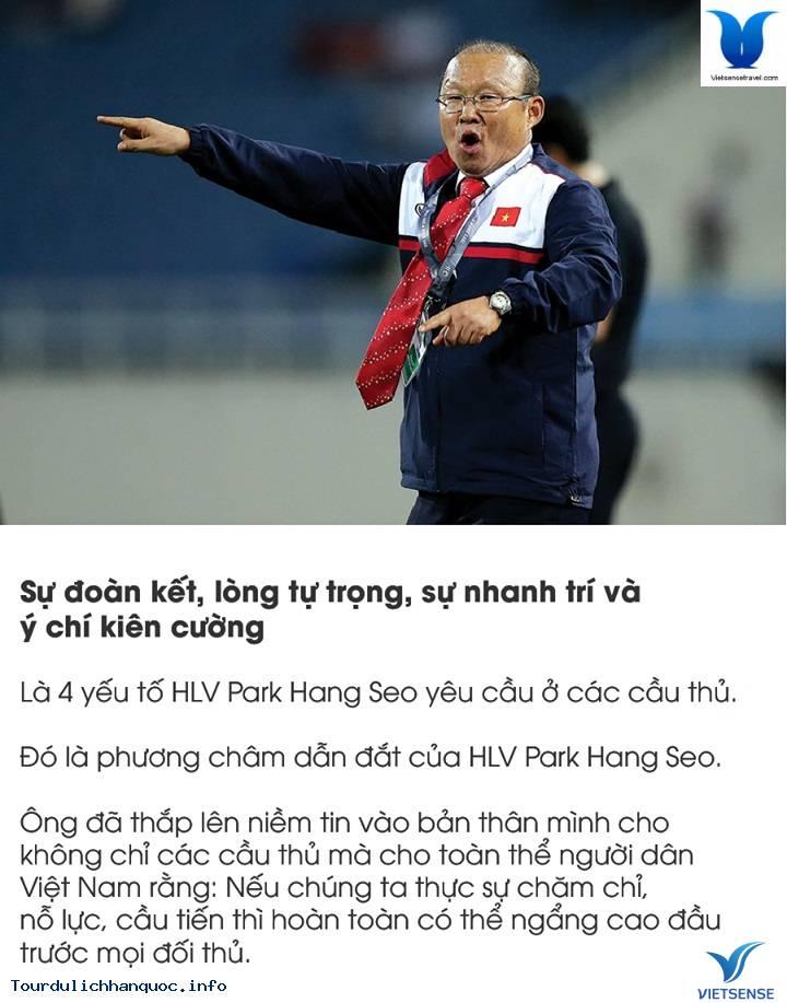 Tìm Hiểu Những Thông Tin Thú Vị về HLV Park Hang Seo - Ảnh 10