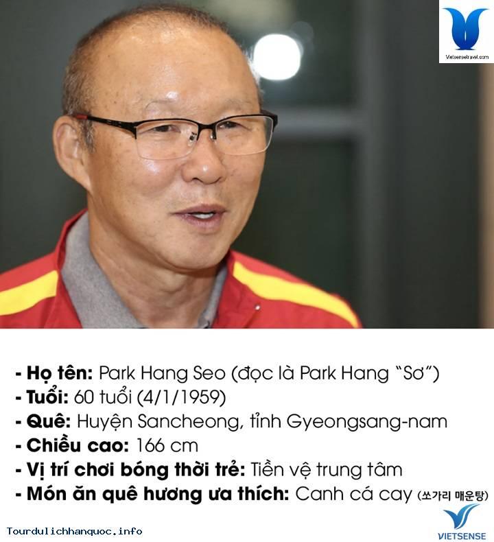 Tìm Hiểu Những Thông Tin Thú Vị về HLV Park Hang Seo - Ảnh 2