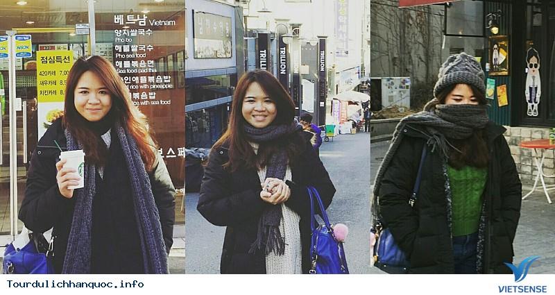 Trải Nghiệm Mùa Đông Tuyết Trắng Khi Tới Hàn Quốc Tháng 11 - Ảnh 6