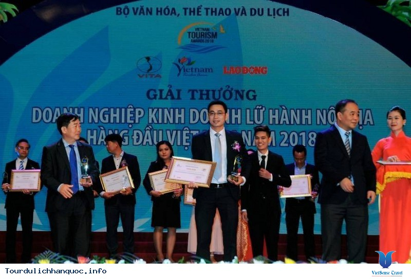 VietSense Travel: Chặng đường 9 năm và những giải thưởng danh giá - Ảnh 2