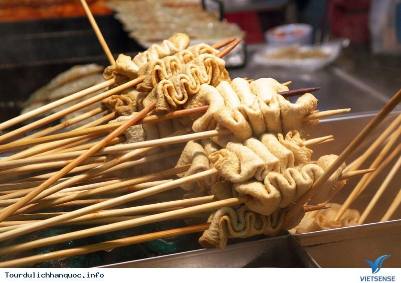 Với 1000 Won- Bạn Ăn Được Gì Ở Hàn Quốc - Ảnh 5