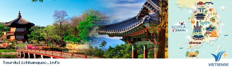 Các Điểm Du Lịch Tại Hàn Quốc