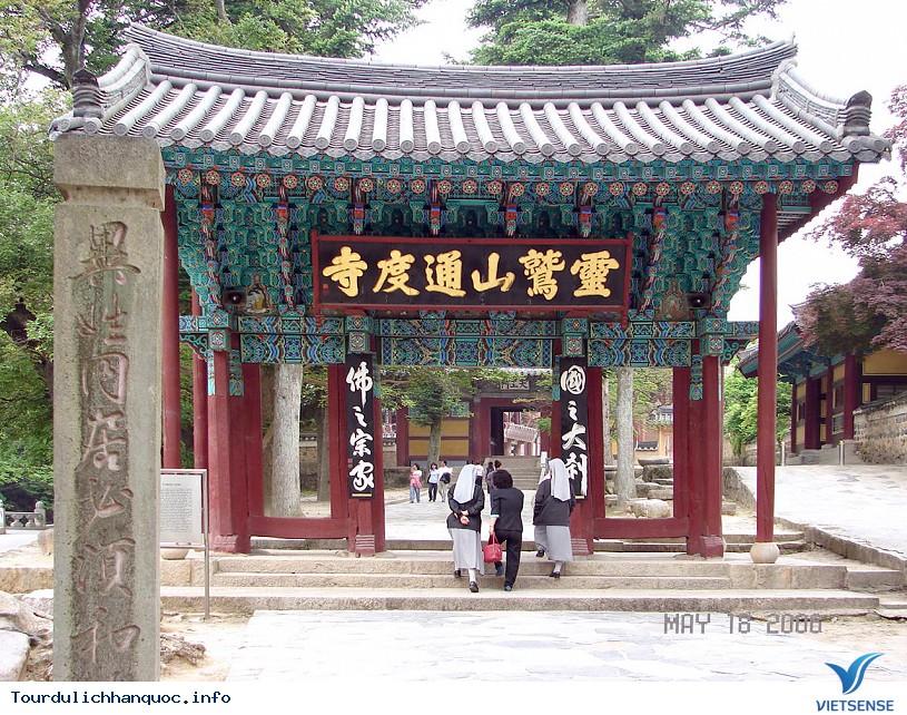 Những ngôi chùa bạn nên tới khi du lịch Hàn Quốc - Phần 2 - Ảnh 4