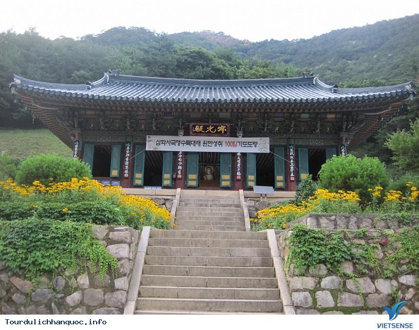Những ngôi chùa bạn nên tới khi du lịch Hàn Quốc - Phần 2 - Ảnh 3