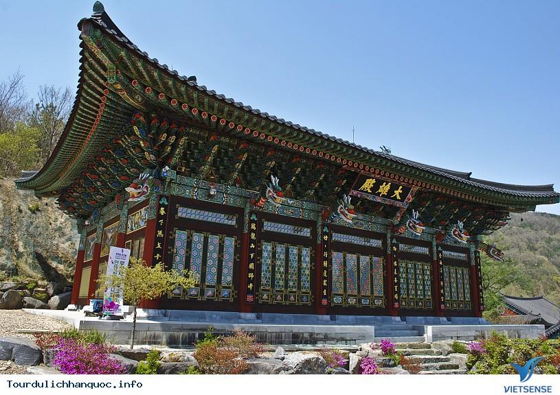 Thiền viện quốc tế Vô Thượng Tự tại Hàn Quốc - Ảnh 1