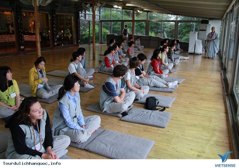 Thiền viện quốc tế Vô Thượng Tự tại Hàn Quốc - Ảnh 6