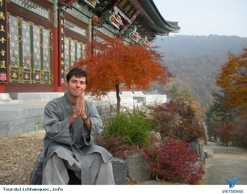 Thiền viện quốc tế Vô Thượng Tự tại Hàn Quốc - Ảnh 3