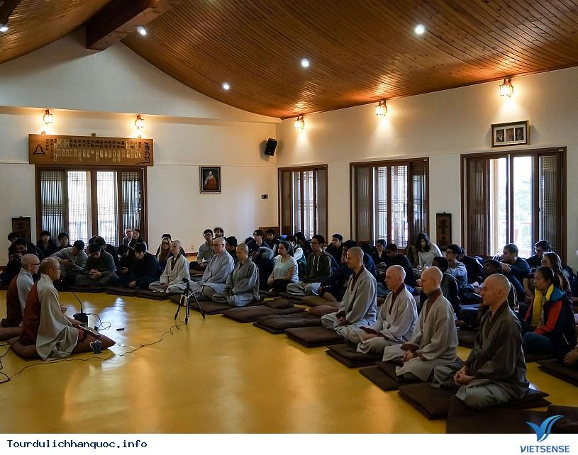 Thiền viện quốc tế Vô Thượng Tự tại Hàn Quốc - Ảnh 5