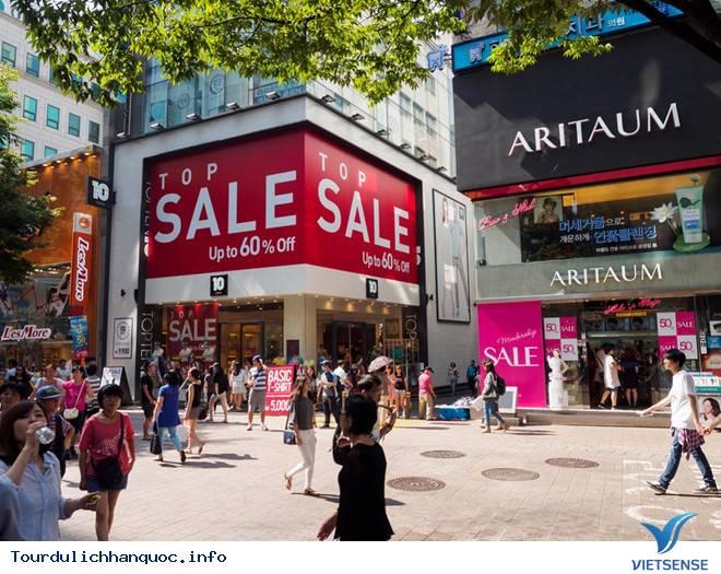 Bất ngờ đang chờ bạn ở thiên đường mua sắm Hàn Quốc dịp cuối năm - Ảnh 2
