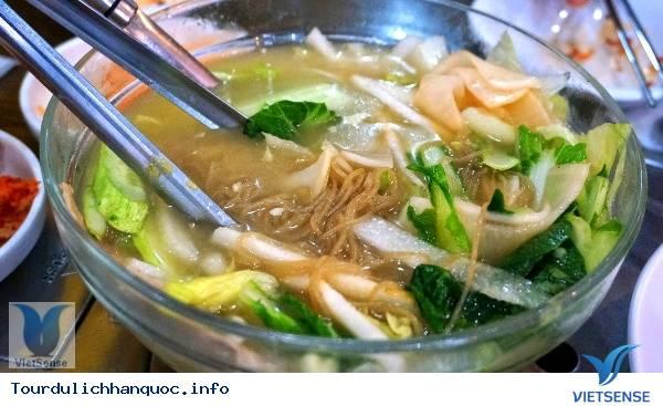 Canh gà lạnh Chogyetang - Chogyetang
