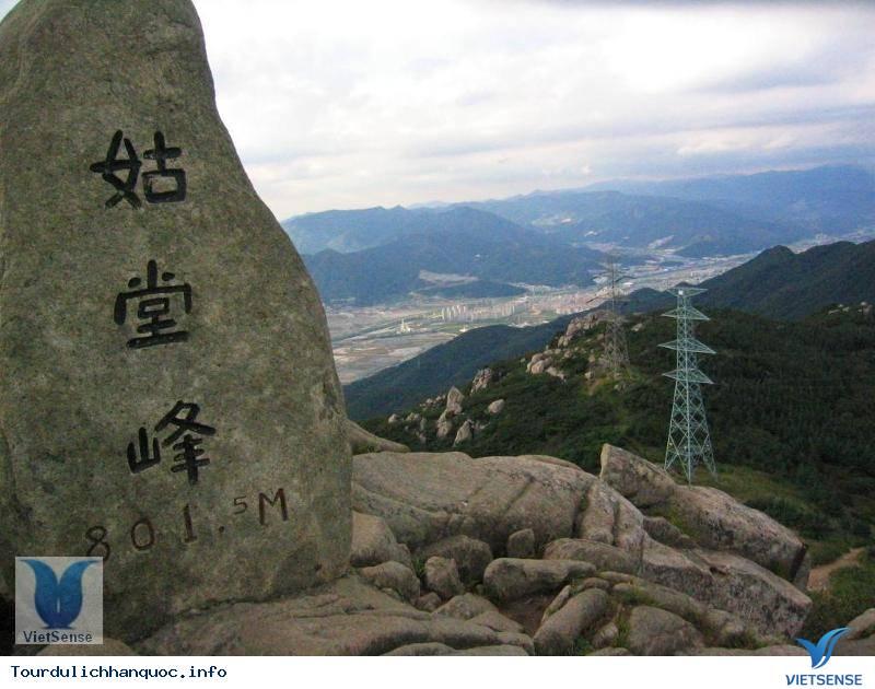 Núi Geumjeongsan