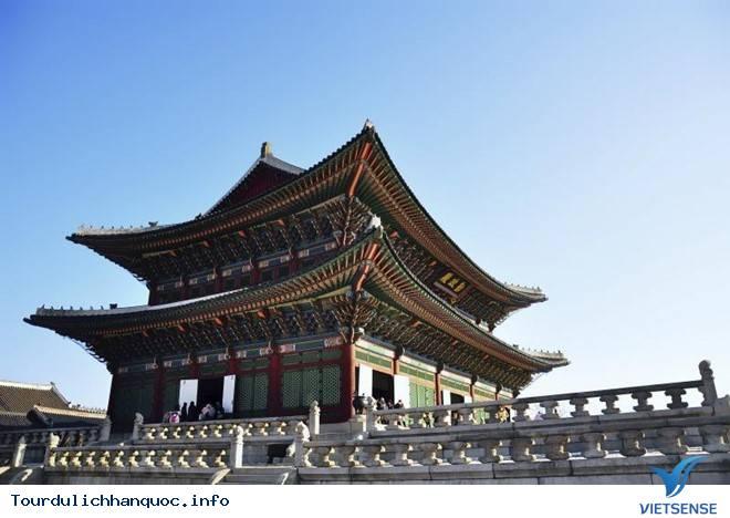 Các khu hoàng gia nổi tiếng tại Seoul Hàn Quốc phục được hồi nguyên trạng - Ảnh 1