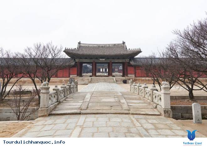 Các khu hoàng gia nổi tiếng tại Seoul Hàn Quốc phục được hồi nguyên trạng - Ảnh 3