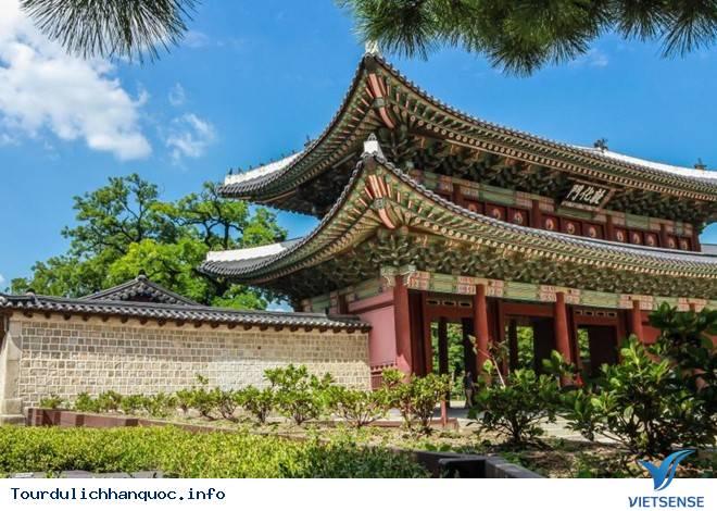 Các khu hoàng gia nổi tiếng tại Seoul Hàn Quốc phục được hồi nguyên trạng - Ảnh 2