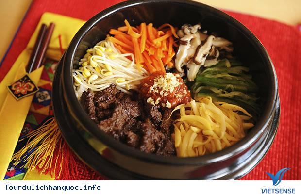 Bibimbap hay cơm trộn