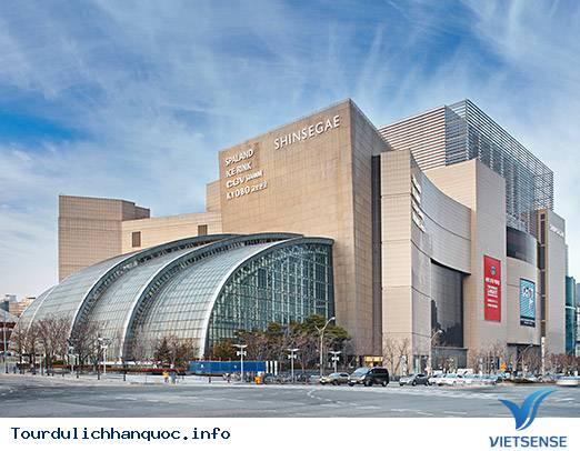 Các trung tâm mua sắm nổi tiếng ở  Hàn Quốc - Ảnh 7